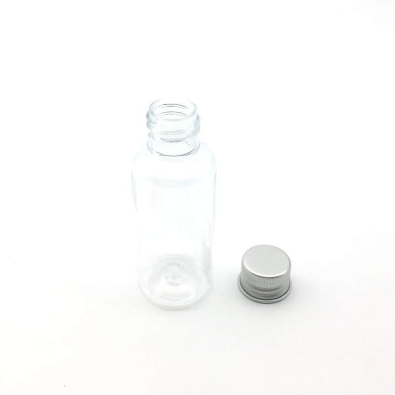 Image 3 - 5PCS 5ml 10ml 20ml 30ml 50ml 60ml 100ml Cream Lotion Cosmetic Container Travel Kits Empty Small Plastic Bottle with Screw Cap-in Refillable Bottles from Beauty & Health