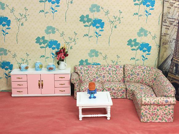Miniatuur Design Meubels : G kinderen baby gift speelgoed poppenhuis mini meubels