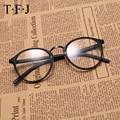 TFJ women's optical glasses frame eyewear Square eyeglasses frame clear glasses Metal alloys Vintage high quality 2016 new