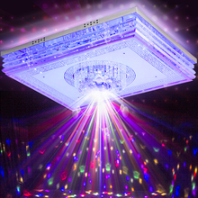 LED intelligent Bluetooth music ceiling lamp living room bedroom study dining hotel exhibition hall
