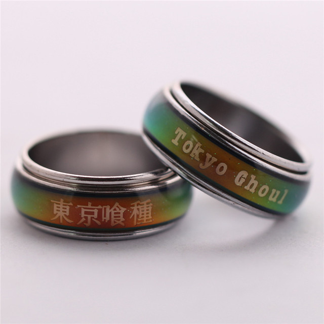 Tokyo Ghoul Cosplay Stainless Steel Finger Ring