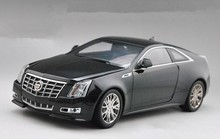 *1:18 LUXURY Cadillac CTS Coupe Sport Car Diecast Model Car Hig-end Miniacture Collection Limited Editioin