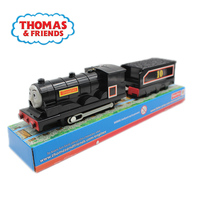 Y3778 Electric Train Thomas And Friends Douglas Train Engine Toy Plastic Material Kids Toy Pack