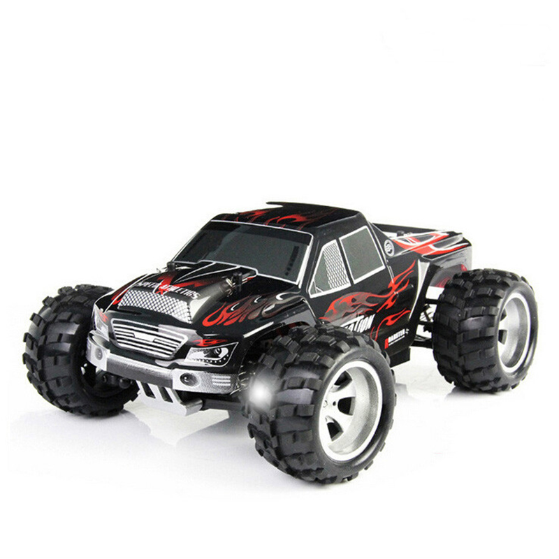 Wltoys A979 RC Car High Speed 2.4G 4CH 4WD Stunt Racing Remote Control Super Power Off-Road Vehicle Transmitter RC Vehicles huanqi 543 off road rc vehicle 1 10 scale tires high speed remote control racing car cars vehicles shipping