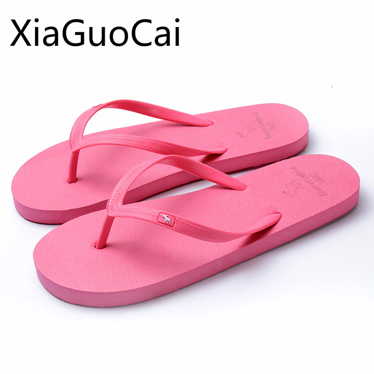 Fashion Hot Sale High Quality Women Slides Summer Flip Flops Breathable  Female Beach Outdoor Slippers Pink 4ce7d3bf7e3a