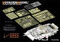 Modelos 1/35 Modern Russo T-90 Voyager Dozer Detalhe Básico Definido para Meng TS-014