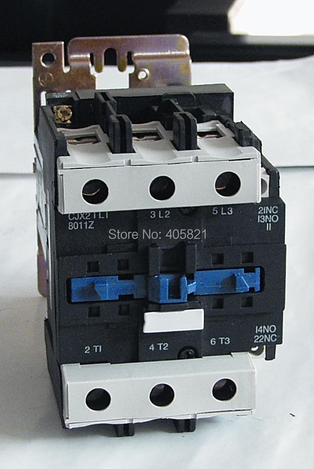 Best quality 80A DC Contactor CJX2-80Z 3P tesys k reversing contactor 3p 3no dc lp2k1201md lp2 k1201md 12a 220vdc lp2k1201nd lp2 k1201nd 12a 60vdc coil