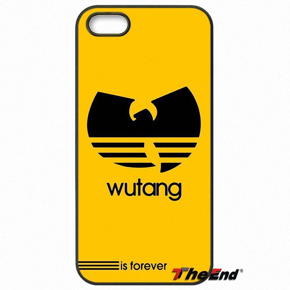 Wu Tang Clan Hip Hop Music Logo Cell Phone Case For Samsung Galaxy