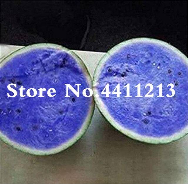 Vendita! 30 pz Melone piante Anguria Bonsai Piante da Frutto Varietà Fresca Fresca Estate di Piante Bonsai per la Casa Giardino Colore Misto