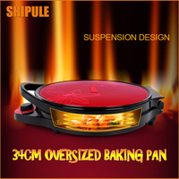 SHIPULE Free Shiping New Arrival Cake Machine Household Electric Baking Pan Fully Automatic
