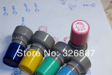 Customized Photosensitive Large teacher stamp mark Colorful  birthday name  Word for DIY Scrapbooking/Card /Wedding Decoration цена