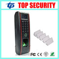 TF1700 IP65 waterproof fingerprint time attendance and access control with TCP/IP for out door use with 13.56MHZ MF card reader