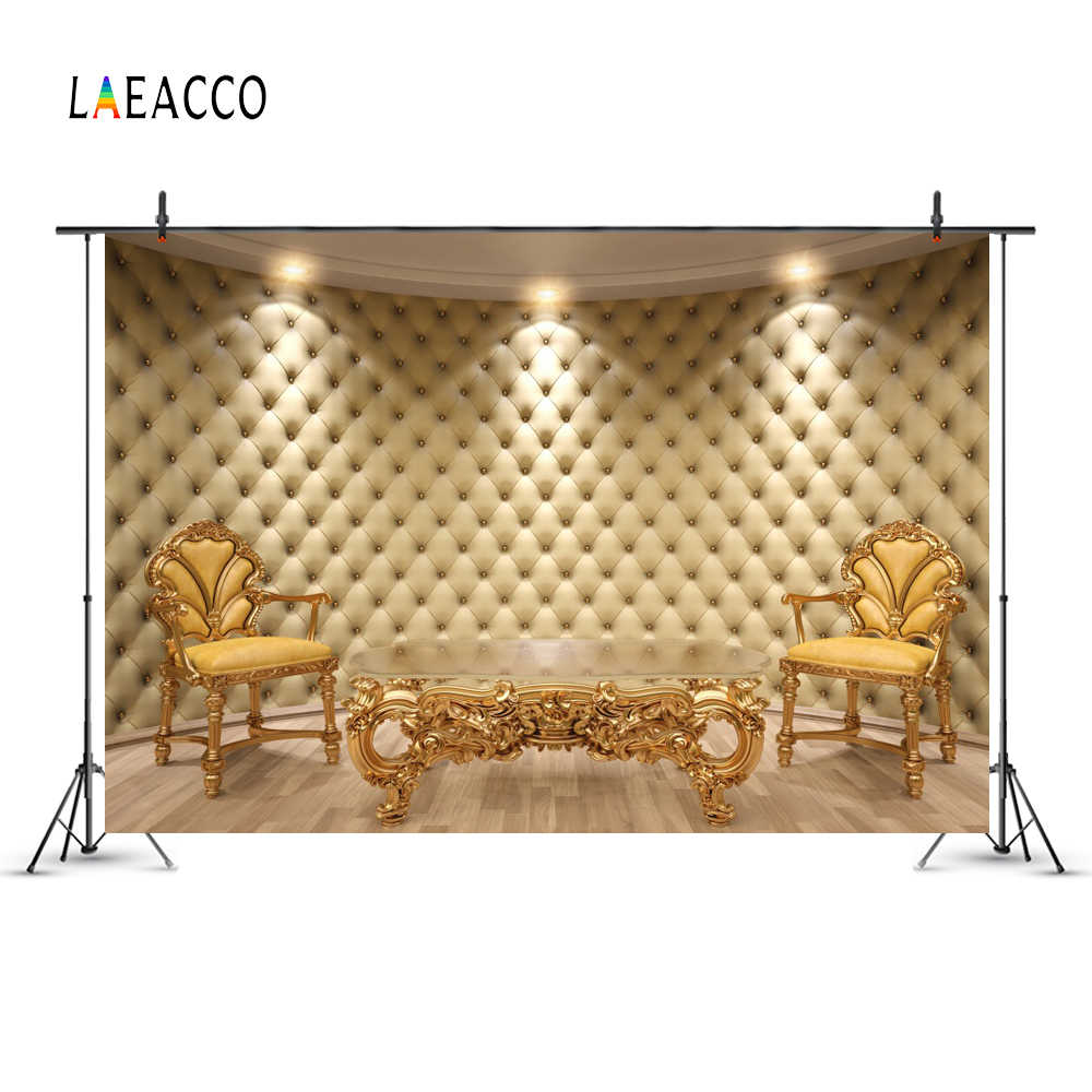 Beautiful Chairs Laeacco Interior Beautiful Chairs Coffee Table Photo Backgrounds Customized Digital Photography Backdrops For Photo Studio