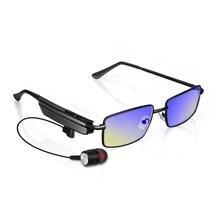 Baru Kacamata Luar Ruangan Bluetooth Earphone Olahraga Headphone Nirkabel  Portabel Perjalanan Musik Stereo Fashion Earphone 2ddc937c1c