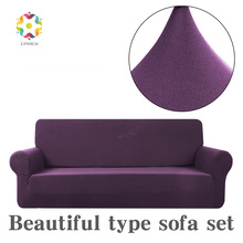 Fancai Grinding Sofa Covers For Living Room  Cover Towel Fabric Combination