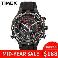 2018 Горячие Timex мужские часы Intelligent Quartz световой прилив темп компас силиконовые 100 м Водонепроницаемый Открытый Спорт мужской часы