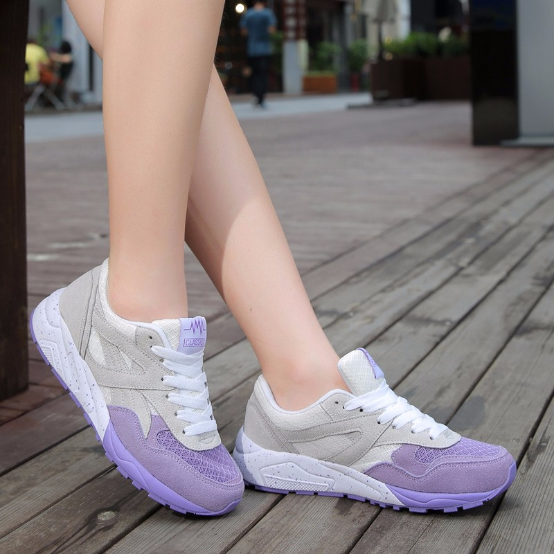 Autumn Running shoes for women sneakers Athletic walking shoes breathable outdoor sport shoes woman zapatillas deportivas mujer 29