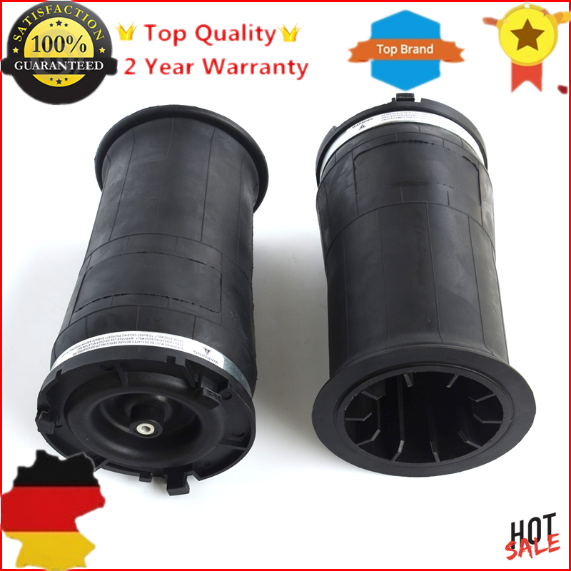 US Free Shipping , 15938306 Rear Left + Right Air Suspension Air Spring bag for Hammer H2 2002-2015 Pair