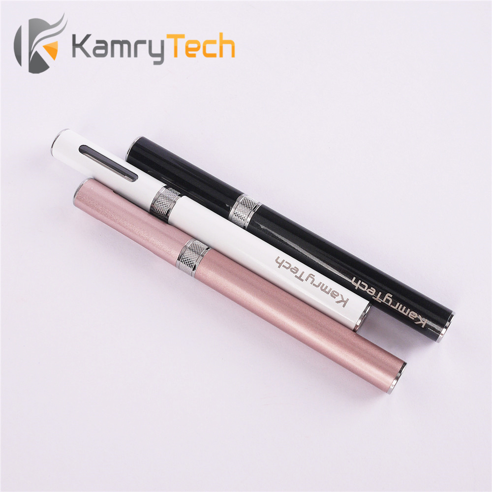 Kamry Real Cig Size Electronic Cigarette Quit Smoking Helper Mini Vape Pen Portable Elegent Design No Leaking