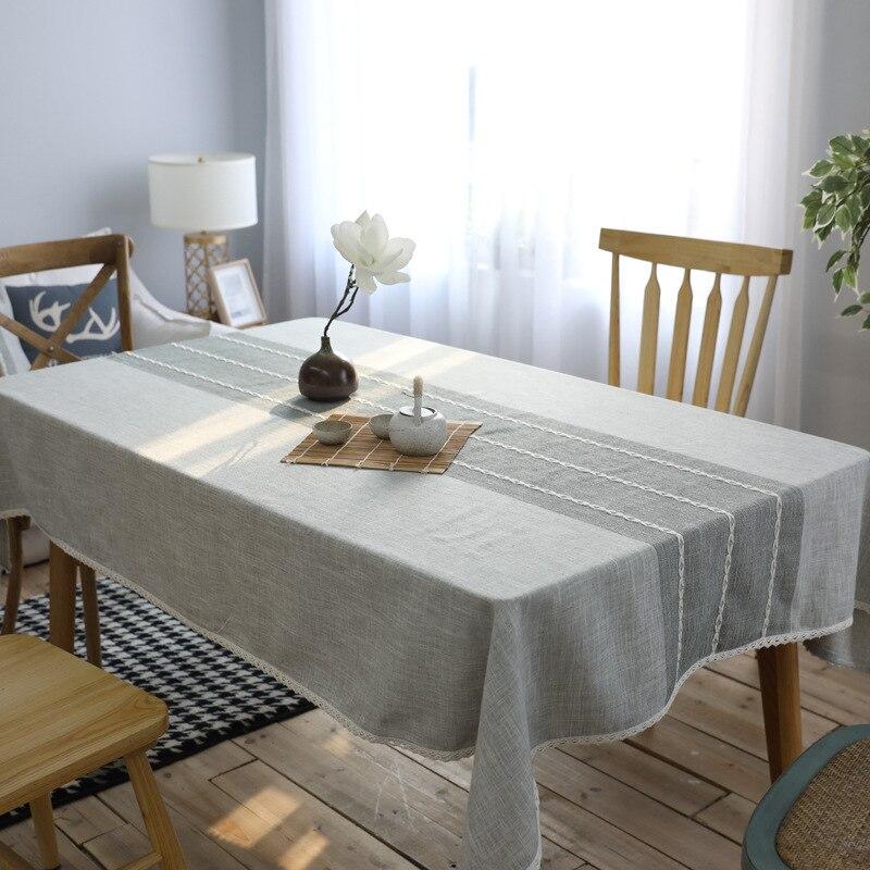 Скатерть на стол твердого MianMa круглая скатерть простой современный Кофе Скатерти крышка прямоугольный стол