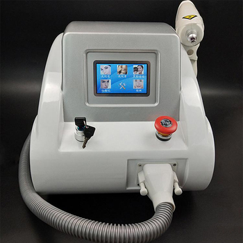 2019 new Home 2000MJ Touch Screen 1000W Q Switched ND YAG Beauty Machine Tattoo Removal Scar Wave Length 1320nm 1064nm 532nm