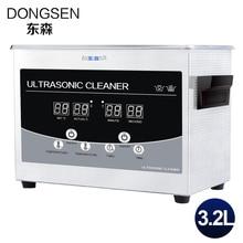 Цифровой ультразвуковой очистки 3.2L Ванна Таймер Нагреватель механические Запчасти масла, ржавчины обезжиривания материнской 3L ультразвуковая стиральная машина