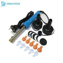 Инструменты для заправки тонера для hp Canon/Lexmark/samsung/OKI тонер-картриджи инструмент отверстие бурильщика Digger пена заглушка стикер крышка