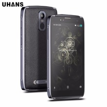 UHANS U300 4G Mobile Phone Android 6.0 4GB RAM 32GB ROM 5.5 inch Octa Core FHD IPS MTK6750T 13MP Cam 4750mAh Battery Smartphone