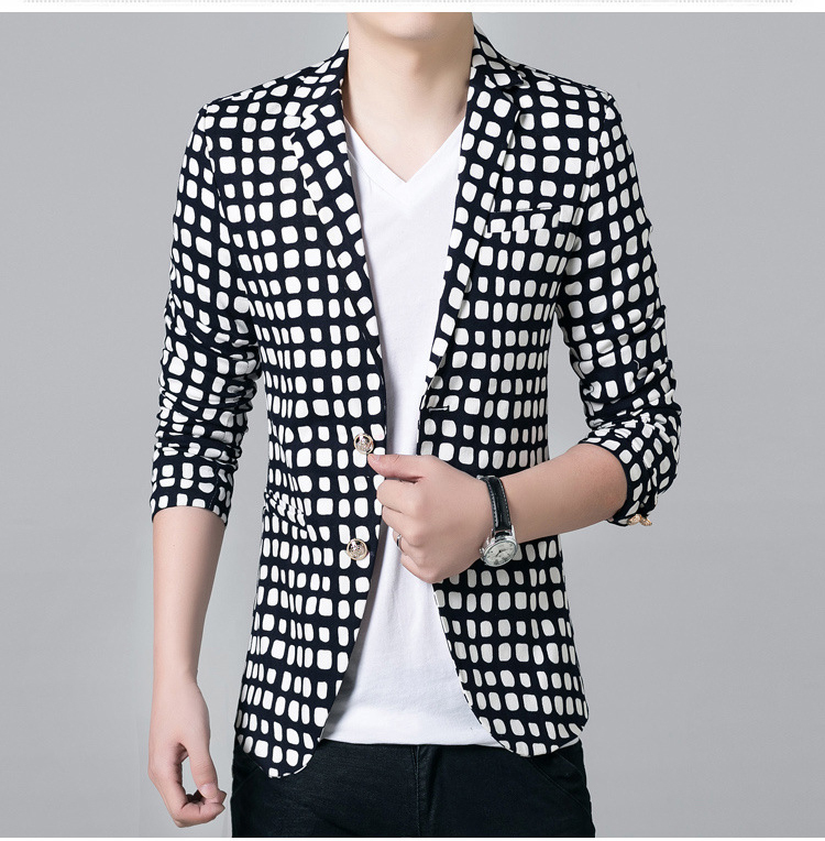 Aliexpress.com : Buy 2015 New Crocodile pattern blazer men suit ...