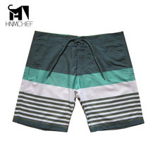 board shorts 2017 Anti-UV Men Basic Beach Summer Style Sweatpants Causal Shorts Fitness Men's Quick Drying Fashion trousers(China)