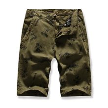 MarKyi fashion coconut tree print summer beach shorts plus size mens with pockets casual