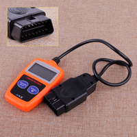 Car AC618 OBD2 EOBD Scanner Code Reader Fault Data Tester Auto Diagnostic Scan Tool Support Check