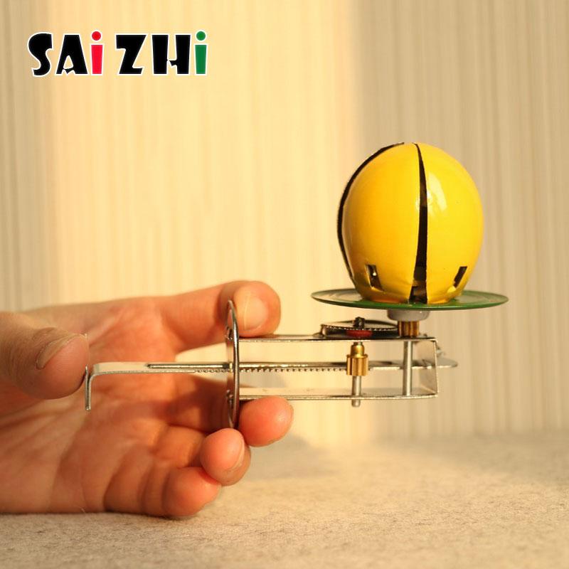Saizhi Childhood Memory Antique Animals Tin Toys Children Iron Robot Figure Retro Zakka Home Decor tintoy Chicken Bird Egg