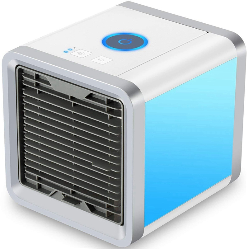 Hot Arctic Air Cooler Small Air Conditioning Appliances Mini Fans Air Cooling Fan Summer Portable Conditioner