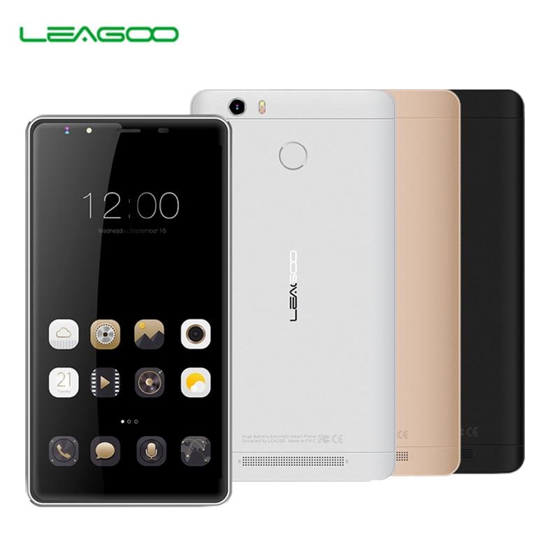 bilder für 6 ''Leagoo Shark 1 6300 mAh Batterie Smartphone Android 5.1 MTK6753 Octa Core 3 GB RAM 16 GB ROM 1920x1080 13MP 4G LTE OTG Telefon