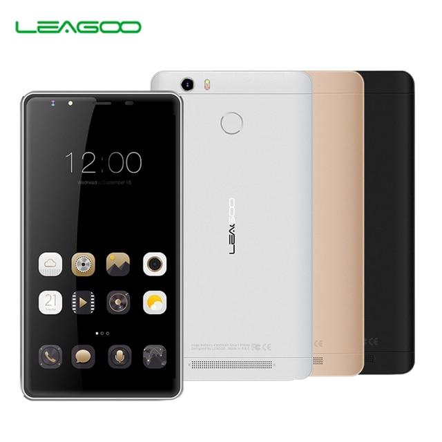 6'' Leagoo Shark 1 6300mAh Battery Smartphone Android 5.1 MTK6753 Octa Core 3GB RAM 16GB ROM 1920x1080 13MP 4G LTE OTG Phone
