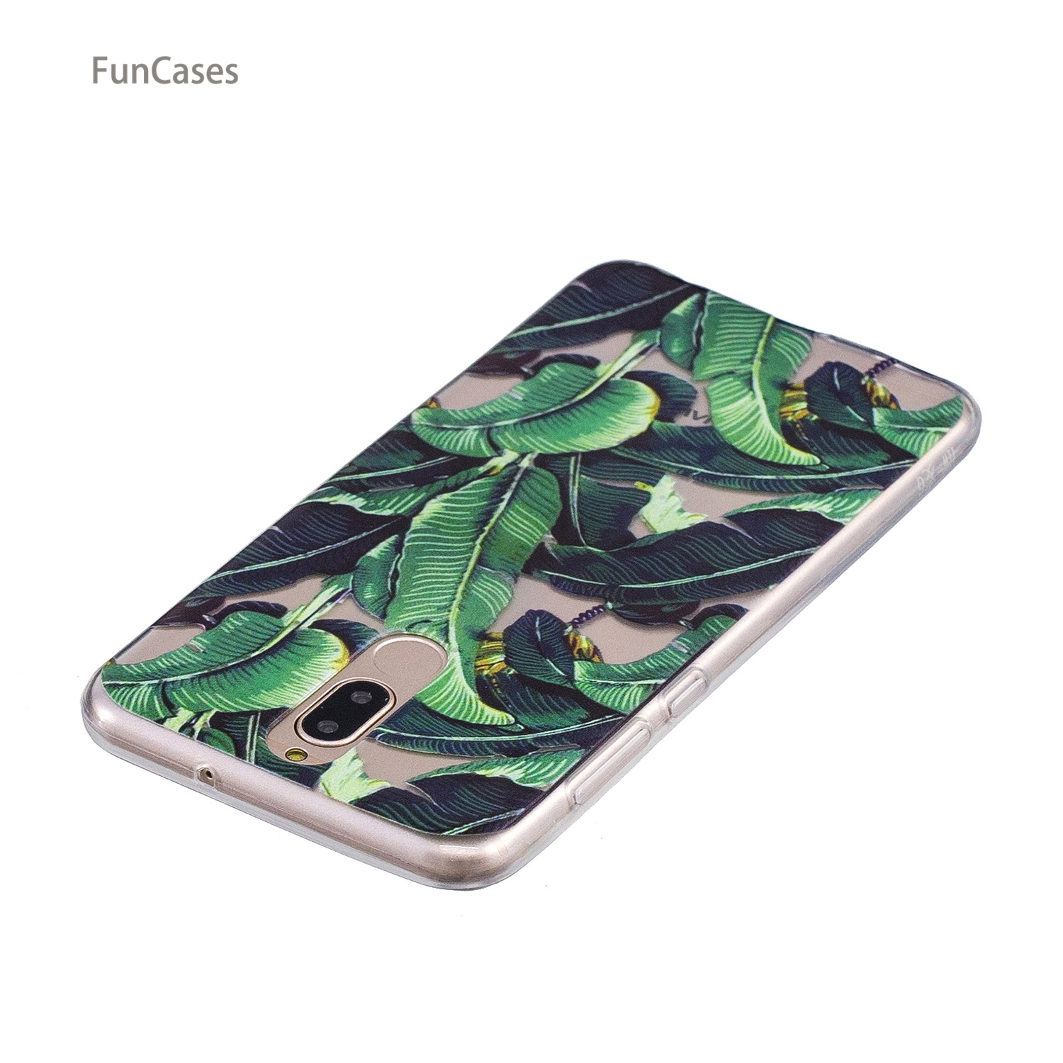 50 Patterns! Cat Case For Coque Huawei Mate 10 Lite Soft Silicone Back Cover Para Huawei Ascend Maimang 6 Honor Huawey Nova2i