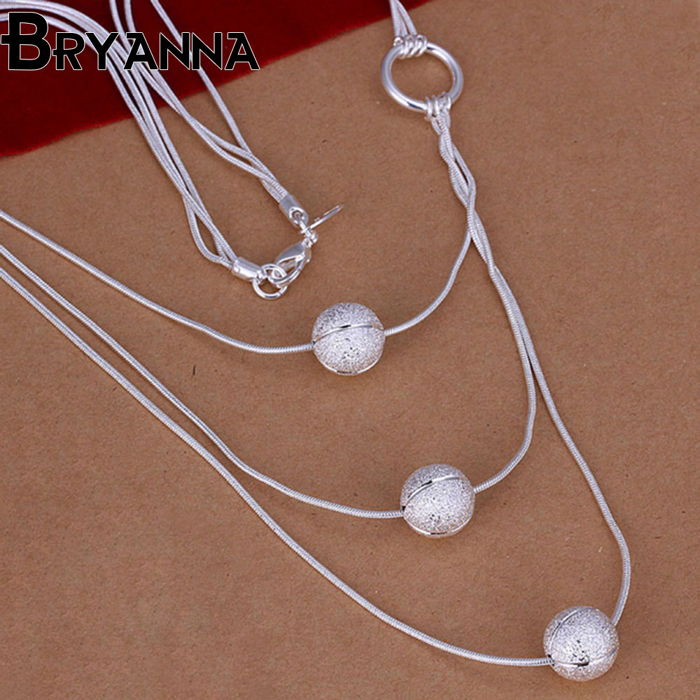 H011 Fashion Metal Necklace Baby Teetining Necklace