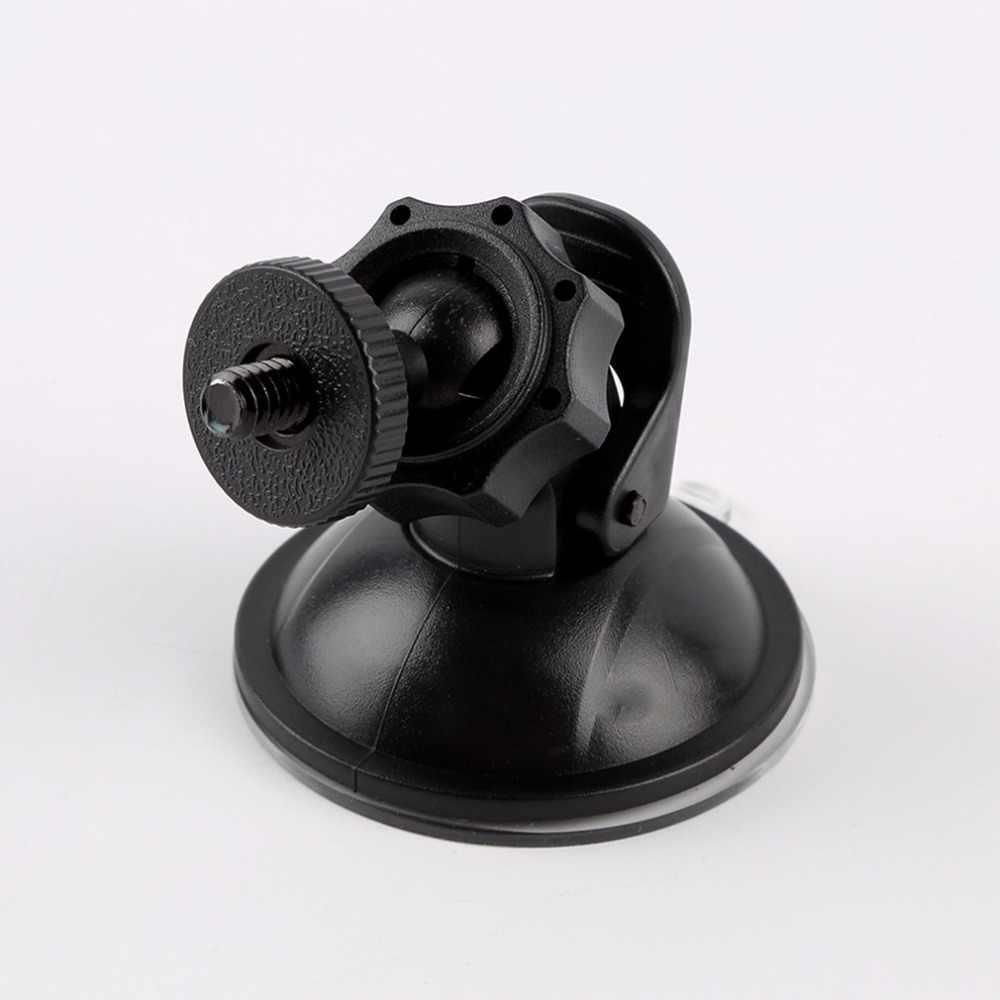 ¡En stock! Mini soporte Universal de montaje de la taza de succión del coche soporte de montaje del trípode para el coche GPS DV DVR para los accesorios de la cámara gopro
