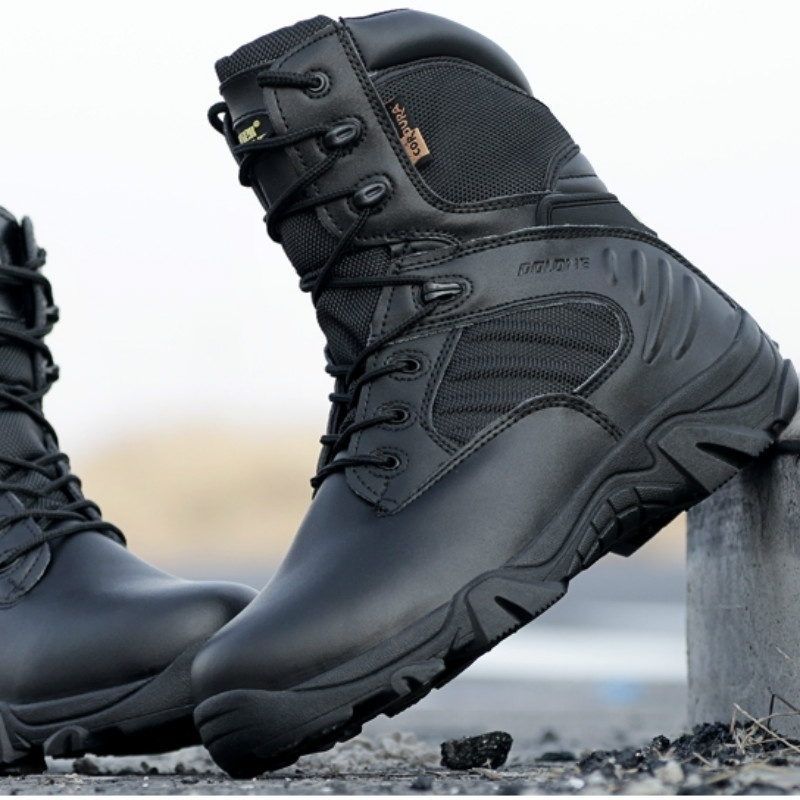 Blackbenz Men 39 s Boots Special Forces Operational Boots High Super Light Army Tactical Boots Flying Boots Autumn and Winter