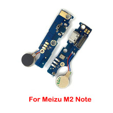For Meizu M2 Note Micro USB Charging Charger Port Dock Connector Flex Cable Repair Parts