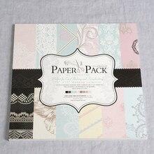 ENO поздравительная Свадебная бумажная упаковка, 12 дюймов свадебная бумага для скрапбукинга для изготовления открыток, бумажная декоративная бумага s