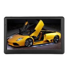 7in HD Mirror Touch Screen Car GPS Navigation Navigator 8GB Sat Nav+ North American/Europe/Australian Free Map GPS Car Navigator