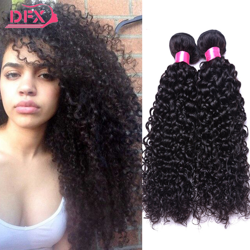 Hair Malaysian Curly Crochet Hair 3pcs Malaysian Kinky Curly Hair ...