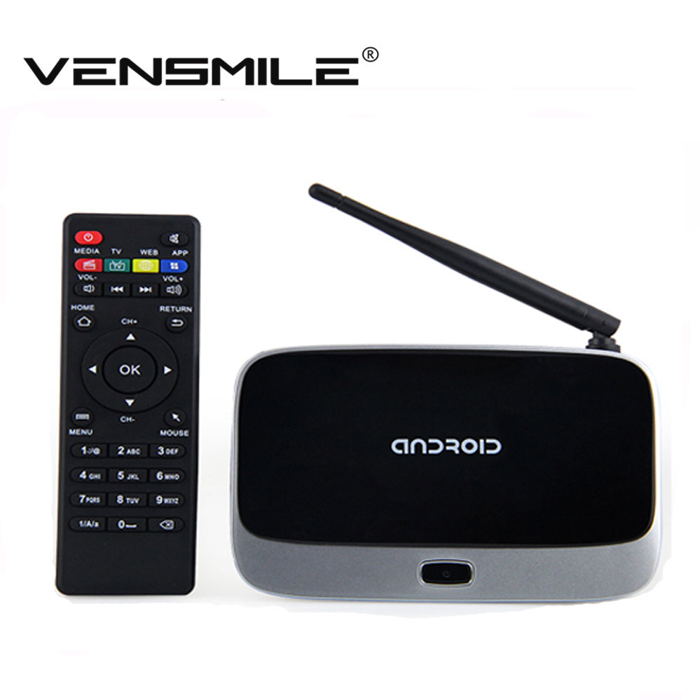 Cs918 Android Tv Box