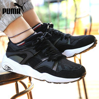 Intersport Original New Arrival Authentic PUMA Shoes 2017 New Blaze Mesh Mens Running Shoes Sneakers Breathable