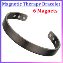 Magnetic Copper Bracelet Healing Bio Therapy Arthritis Pain