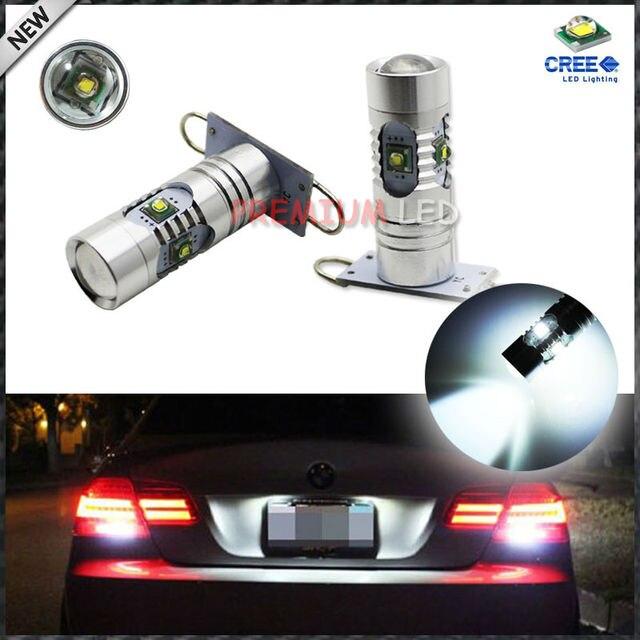 High Power CRE'E PW16W PH16W LED Bulbs For 2011-2013 LCI BMW E92 328i 335i M3 & 2010-up Audi A7 S7 RS7 Backup Reverse Lights