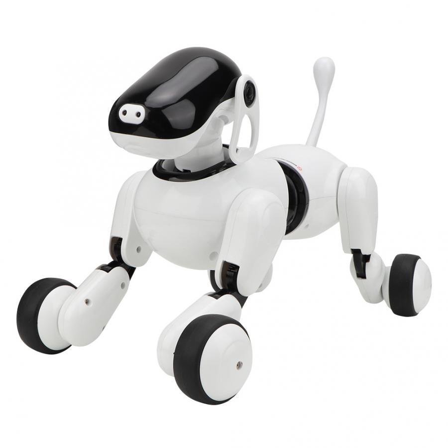 Electronic Graffiti Robot Assembling Toy DIY Drawing Education Toys for Kids2019