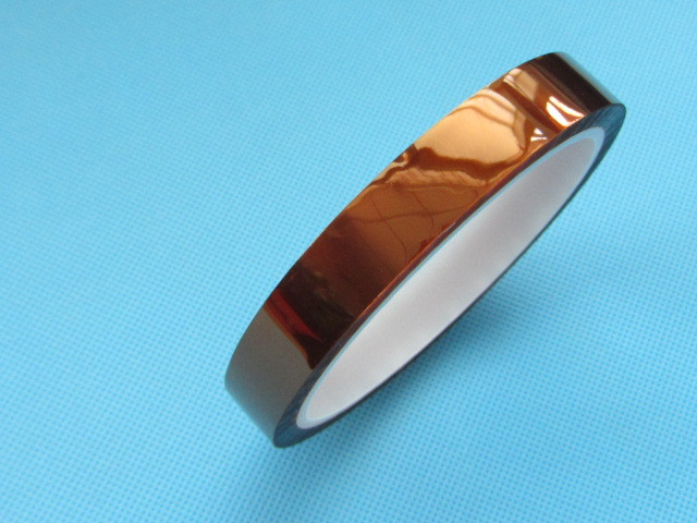 15mm x 33m High Temperature Resistant Tape Heat Dedicated Tape Polyimide Tape for BGA PCB SMT